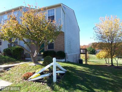 Edgewood MD Townhouse For Sale: $139,900