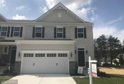Abingdon Townhouse For Sale: 3604 Skylark Court