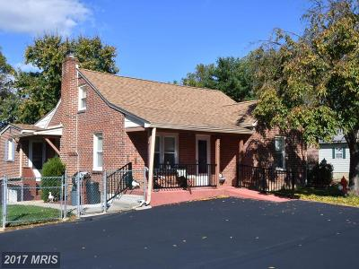 Abingdon Single Family Home For Sale: 2409 Old Emmorton Road