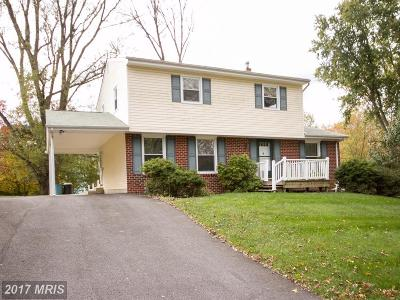 Darlington, Fallston, Forest Hill, Jarrettsville, Pylesville, Street, White Hall, Whiteford Single Family Home For Sale: 705 Bernadette Drive