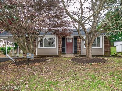 Harford, Harford County Single Family Home For Sale: 619 Lee Way