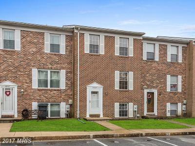 Edgewood Townhouse For Sale: 2805 Beckon Drive