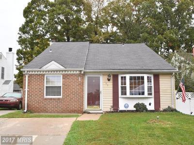 Edgewood Single Family Home For Sale: 143 Redbud Road