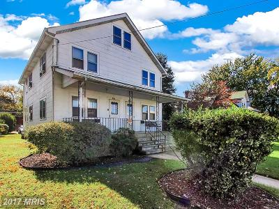 Havre De Grace Single Family Home For Sale: 716 Revolution Street