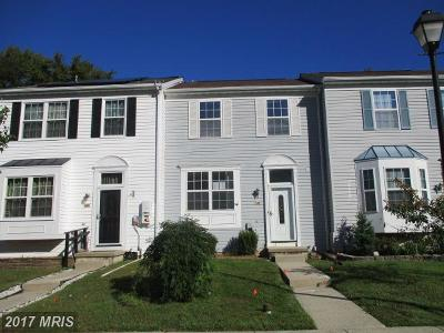 Harford Townhouse For Sale: 346 Woodland Green Court
