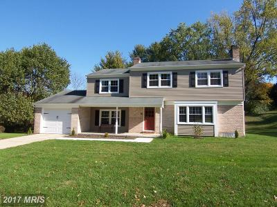 Bel Air MD Single Family Home For Sale: $374,900
