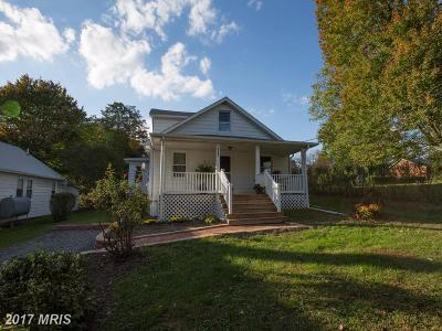 Abingdon Single Family Home For Sale: 3706 Mill Road