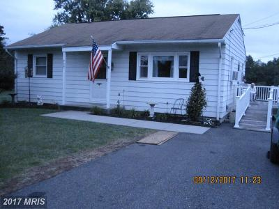 Havre De Grace Single Family Home For Sale: 727 Earlton Road