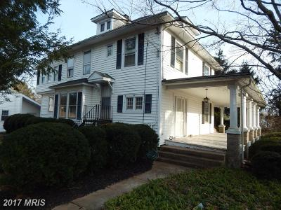 Bel Air Single Family Home For Sale: 841 Conowingo Road