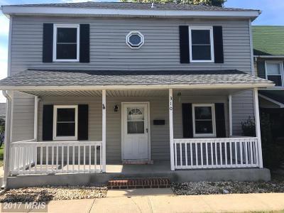 Havre De Grace Single Family Home For Sale: 310 Stokes Street N