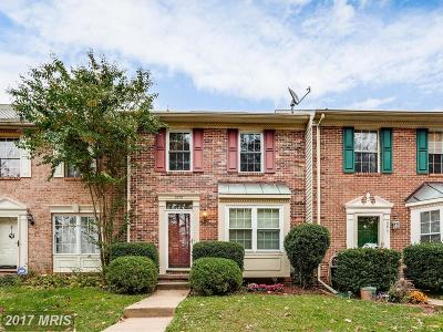 Abingdon MD Townhouse For Sale: $194,900