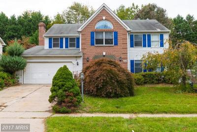 Abingdon MD Single Family Home For Sale: $323,300