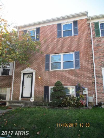 Edgewood Townhouse For Sale: 1044 Lakefront Drive