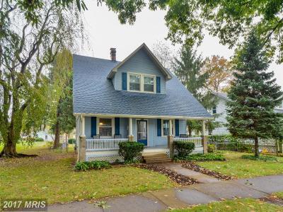 Aberdeen, Belcamp, Harvre De Grace, Havre De Grace Single Family Home For Sale: 617 Washington Street S