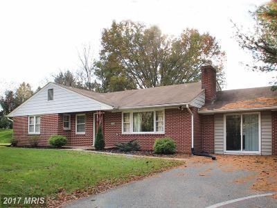 Darlington, Fallston, Forest Hill, Jarrettsville, Pylesville, Street, White Hall, Whiteford Single Family Home For Sale: 610 Mountain Road