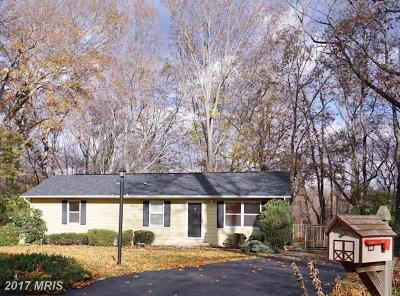 Harford, Harford County Single Family Home For Sale: 2509 Gladstone Court