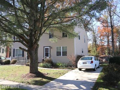 Edgewood Townhouse For Sale: 322 Laburnum Road