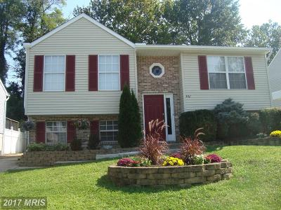 Harford, Harford County Single Family Home For Sale: 3161 Ebbtide Drive