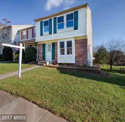 Abingdon Townhouse For Sale: 3215 Uniontown Way
