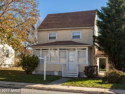 Harford, Harford County Single Family Home For Sale: 109 Post Road