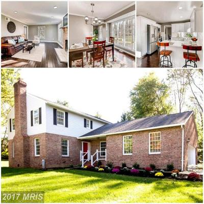 Harford, Harford County Single Family Home For Sale: 3913 York Drive