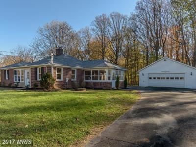 Harford, Harford County Single Family Home For Sale: 3807 Aldino Road