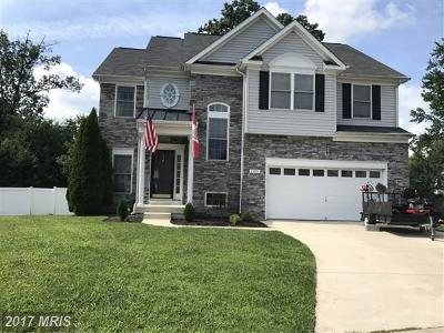 Abingdon Single Family Home For Sale: 1105 Letchworth Court