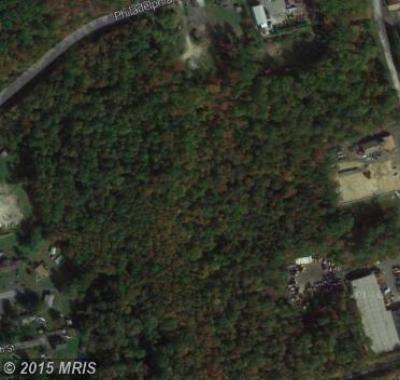 Joppa Residential Lots & Land For Sale: 611 Philadelphia Road