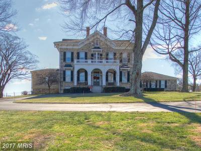 Harvre De Grace, Havre De Grace Single Family Home For Sale: 3643 Harmony Church Road