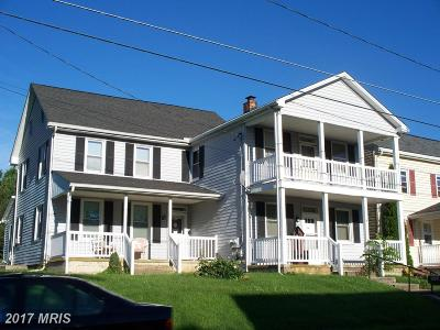 White Hall Single Family Home For Sale: 5322 Norrisville Road