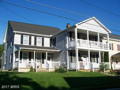 White Hall Multi Family Home For Sale: 5322 Norrisville Road