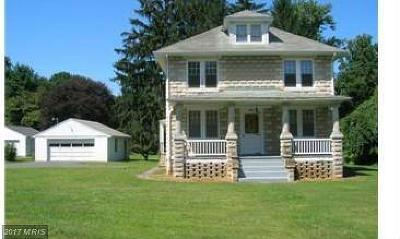 Fallston Single Family Home For Sale: 1806 Harford Road