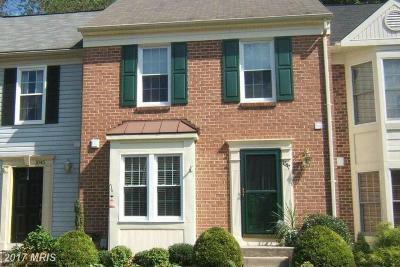 Townhouse For Sale: 1047 Wingate Court #I-13