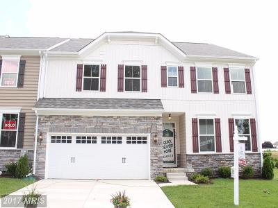 Bel Air Townhouse For Sale: 509 Stayman Court