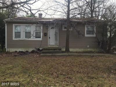 Aberdeen Single Family Home For Sale: 418 Elmhurst Street