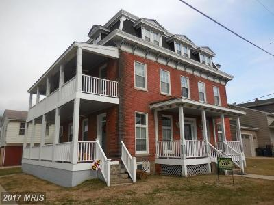 Harvre De Grace, Havre De Grace Multi Family Home For Sale: 667 Otsego Street
