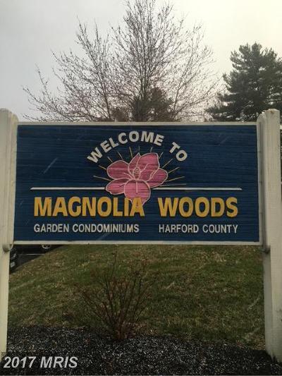 Edgewood Condo For Sale: 2005 Magnolia Woods Court #G