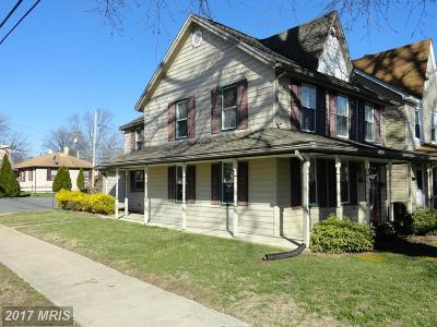 Havre De Grace Single Family Home For Sale: 428 Washington Street S