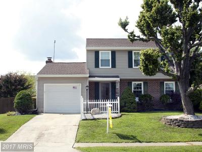 Joppa Single Family Home For Sale: 218 Chimney Oak Drive