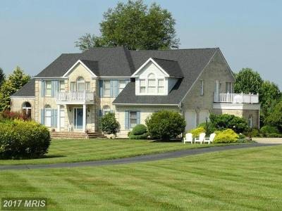 Harvre De Grace, Havre De Grace Single Family Home For Sale: 2090 Chapel Road