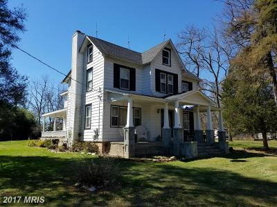 Pylesville Single Family Home For Sale: 1651 Harkins Road