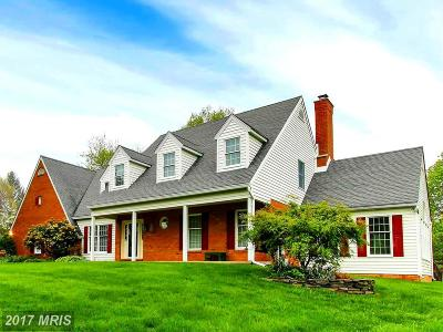 Jarrettsville Single Family Home For Sale: 3959 Old Federal Hill Road