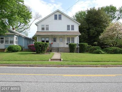 Havre De Grace Duplex For Sale: 716 Revolution Street