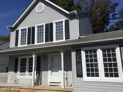 Edgewood Single Family Home For Sale: 3118 Sounding Drive