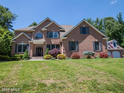 Fallston Single Family Home For Sale: 2596 Laurel Brook Road