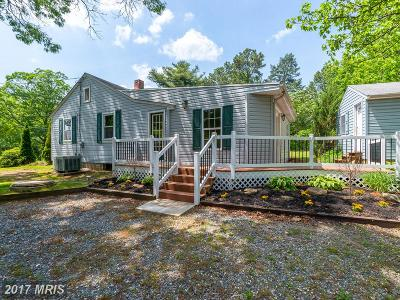 Joppa Single Family Home For Sale: 2405 Old Mountain Central Road