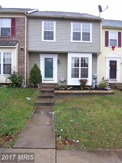 Abingdon MD Townhouse For Sale: $187,500