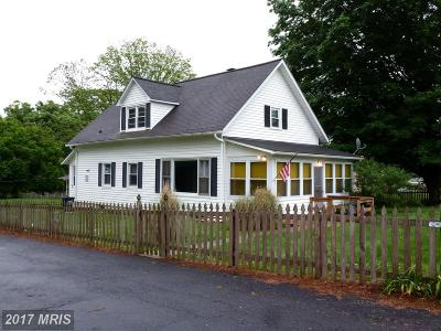 Joppa Single Family Home For Sale: 825 Old Joppa Road