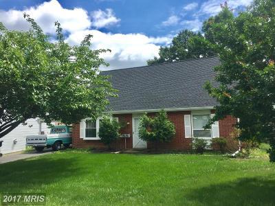 Joppa Single Family Home For Sale: 800 Joppa Farm Road