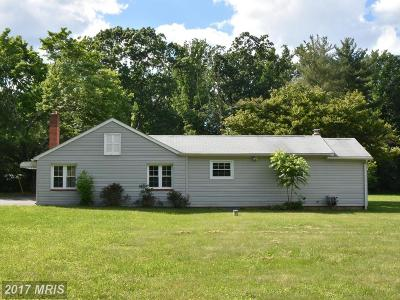 Fallston Single Family Home For Sale: 2824 Harford Road